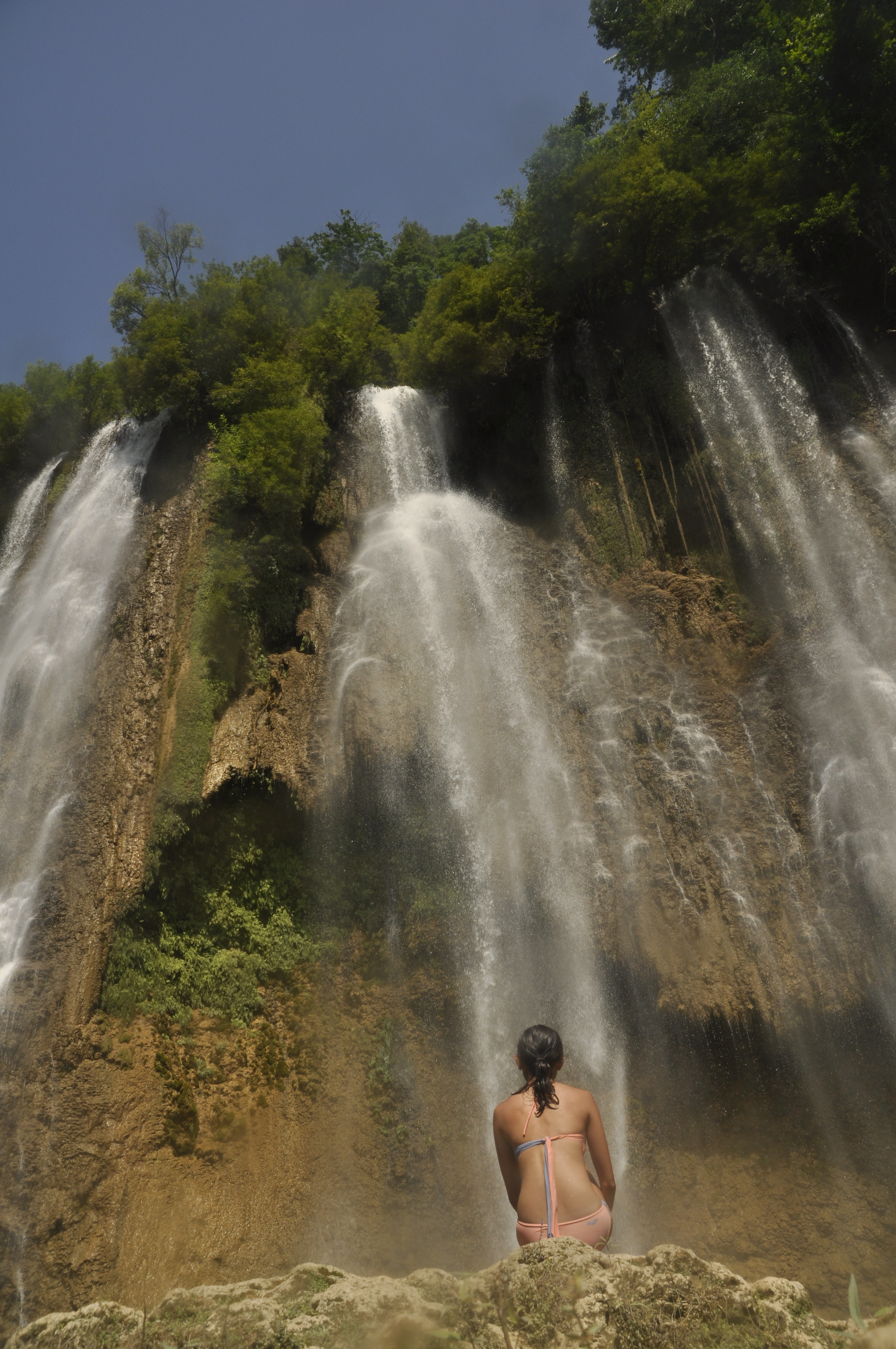 Thailand S Best Kept Secret Tee Lor Sue Waterfall The