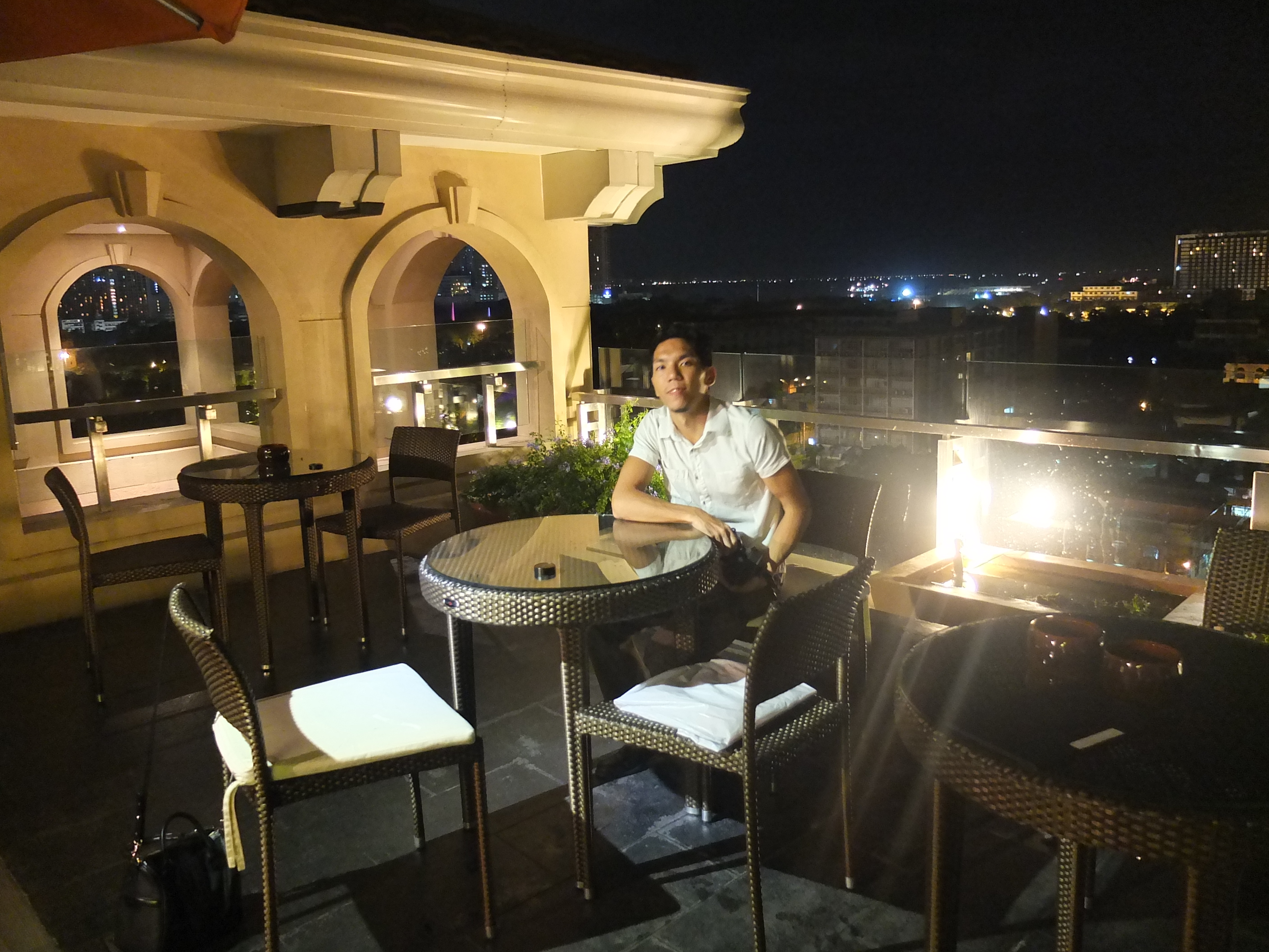 Restaurant With A View In Intramuros Manila The